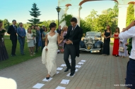 MAYBACH AVE MARIA - WEDDING IN BIRINI CASTLE ( LATVIA).