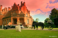 MAYBACH AVE MARIA - WEDDING IN JAUNMOKU CASTLE ( LATVIA).
