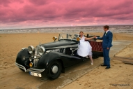 MAYBACH AVE MARIA - WEDDING ON JURMALA'S BEACH ( LATVIA).