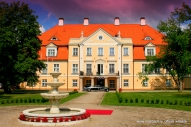 MAYBACH AVE MARIA - WEDDING IN MALPILS CASTLE ( LATVIA).
