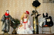 №477. PORCELAIN DOLLS.