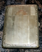 №486.CIGARETTE-CASE (NICKELSILVER).