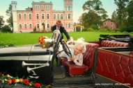 MAYBACH AVE MARIA - AUTUMN WEDDING IN BIRINI CASTLE ( LATVIA).