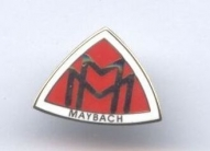 MAYBACH PIN -RARITAT