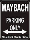 MAYBACH PARKING