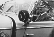 ADOLF HITLER-DRIVER