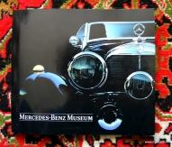 """№474. КНИГА """" MERCEDES- BENZ MUSEUM """"( АНГЛ.ЯЗ.)"""